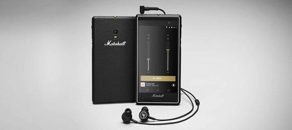 Marshall's Majestic Android Mobile Phone