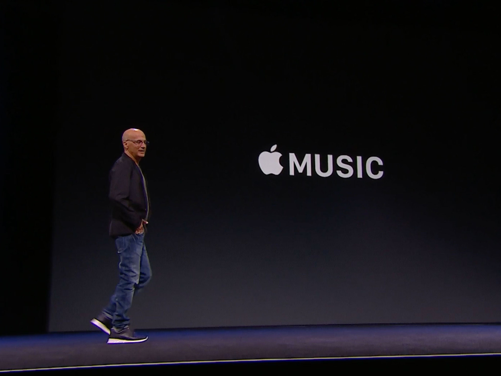 Apple music human curation