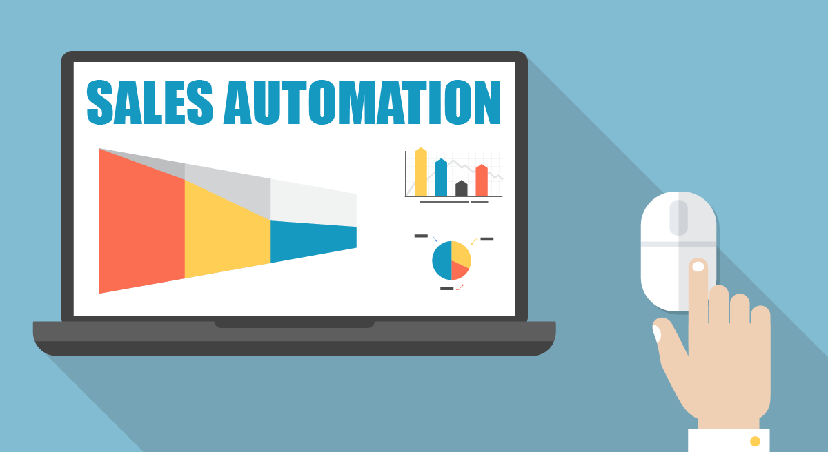 Sales Force Automation For Business