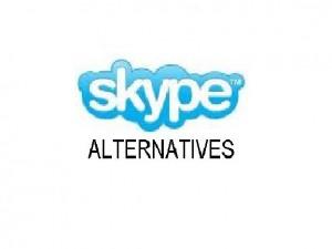 Skype aternatives