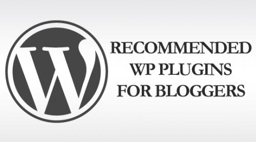 wordpress plugins free for bloggers