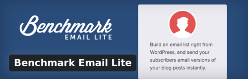 Benchmark Email Lite