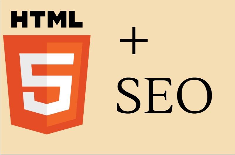 html and seo