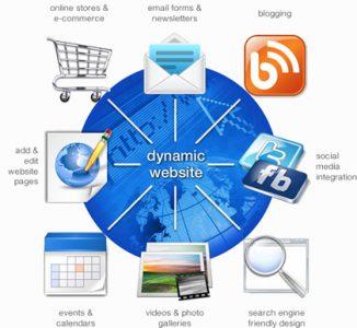 dynamic-websites