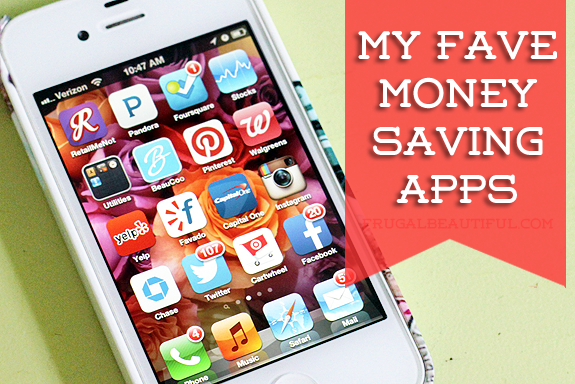 Apps Save Money