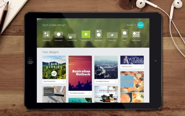 canva for smartphone