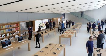 apple sales record
