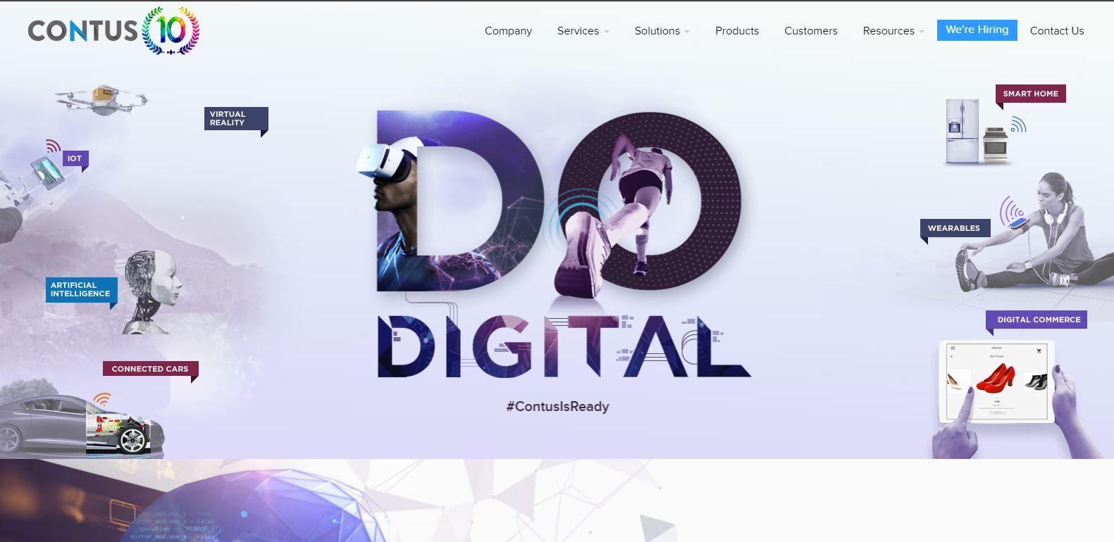 Contus mobile app development companies