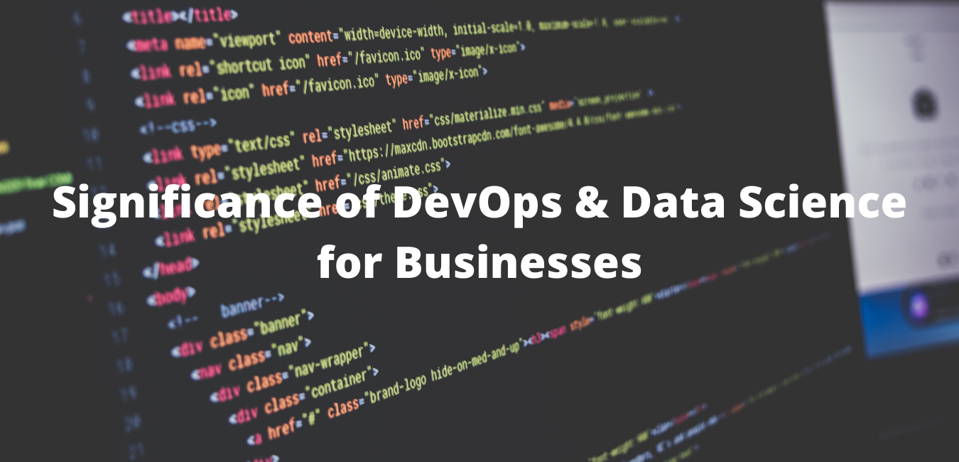 Significance of Devops and Data Science for Business