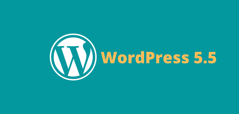 WordPress 5.5 Released