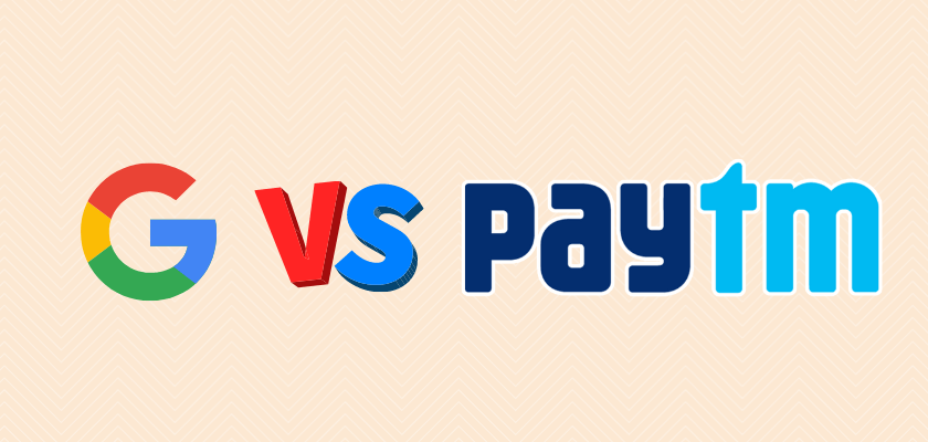 Paytm and Google Controversy