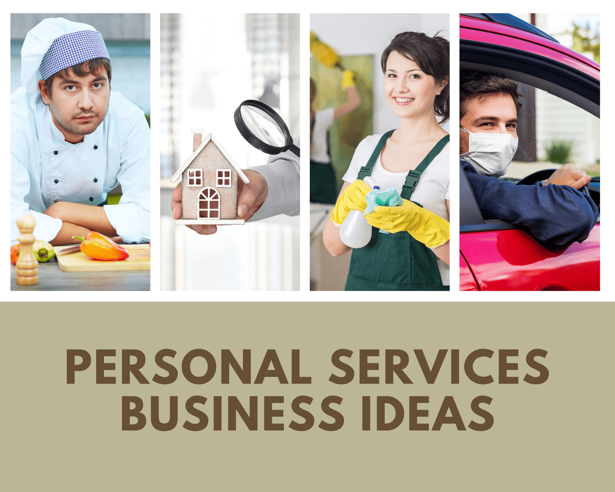 Personal Services Business Ideas