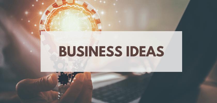 million dollar business idea