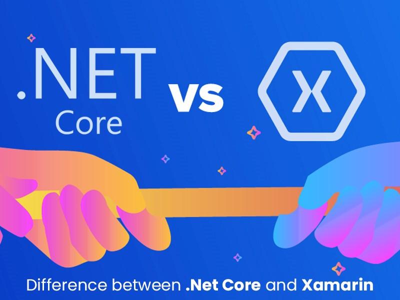 Xamarin vs ASP.net core