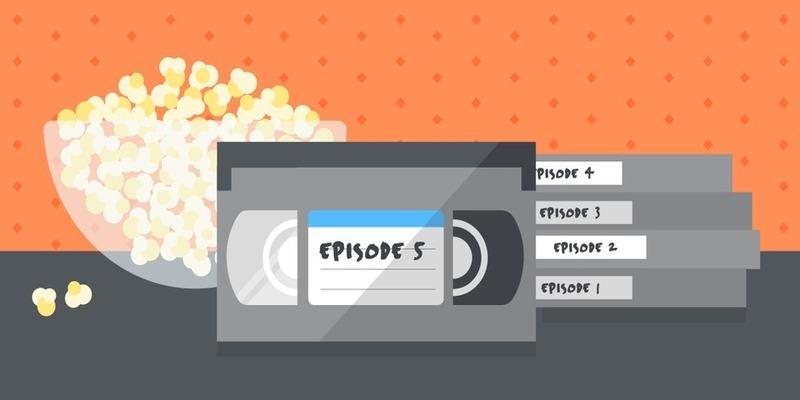 Build Videos as a Series