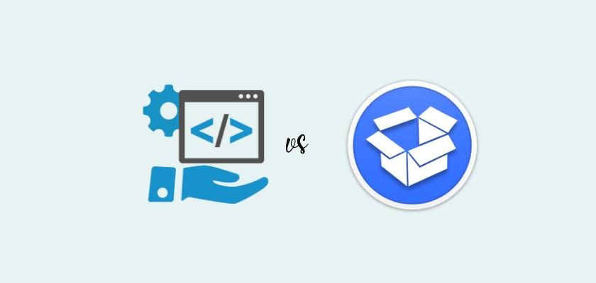 Custom Software vs Packaged Software