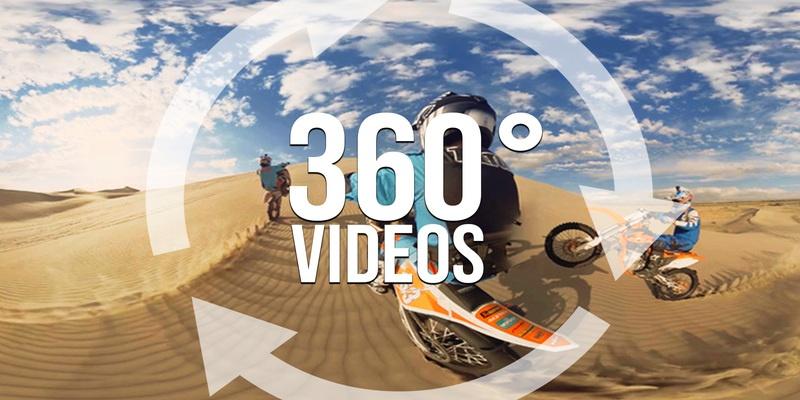 Upload 360 Degree Videos