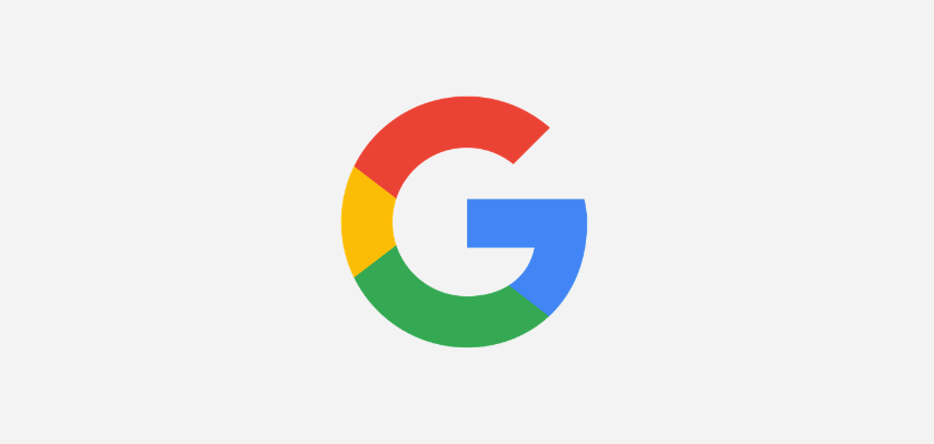 Google Iconic White Colour Changed