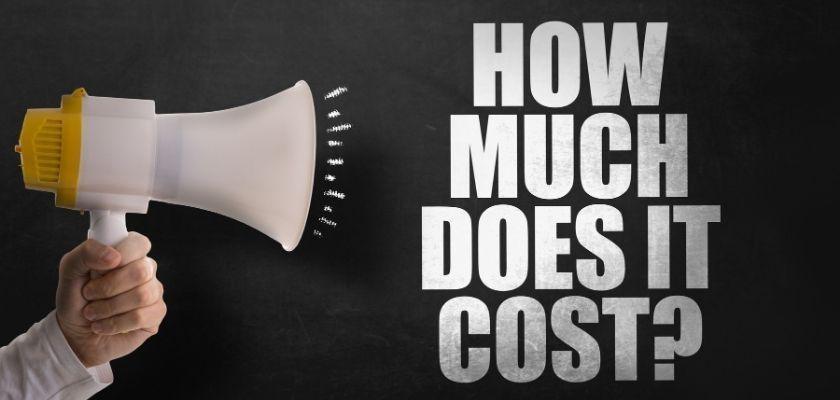 Amazon PPC Advertising Cost
