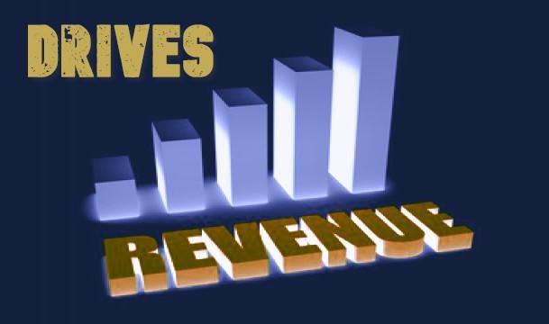 Drives Revenue
