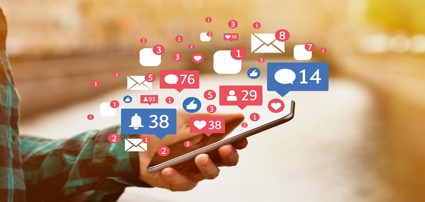 Social Media Platforms Absence