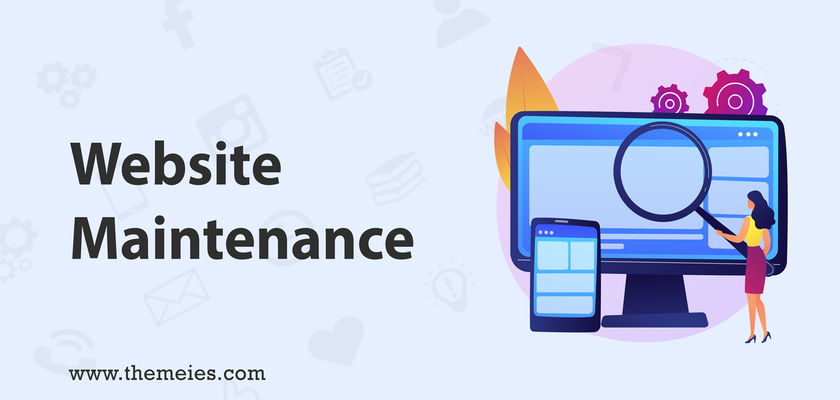 Reporting and Maintenance