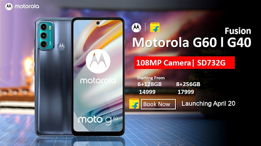 Moto G60, Moto G40 Fusion