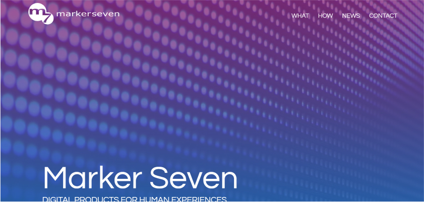 MARKER SEVEN