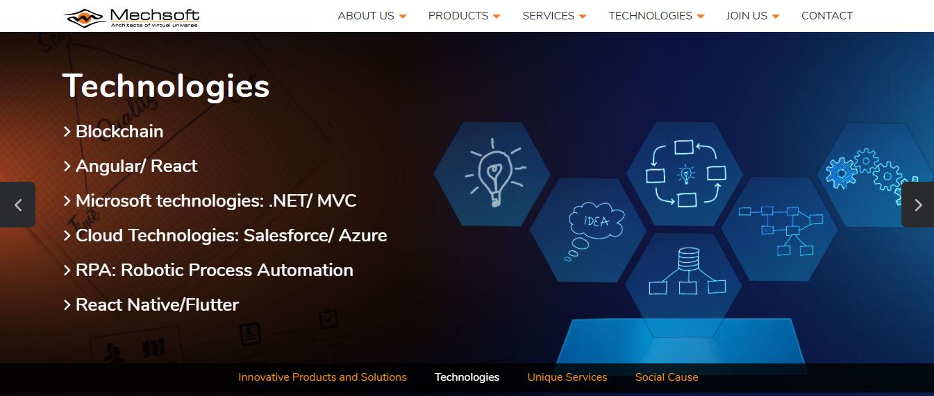 Mechsoft Technologies