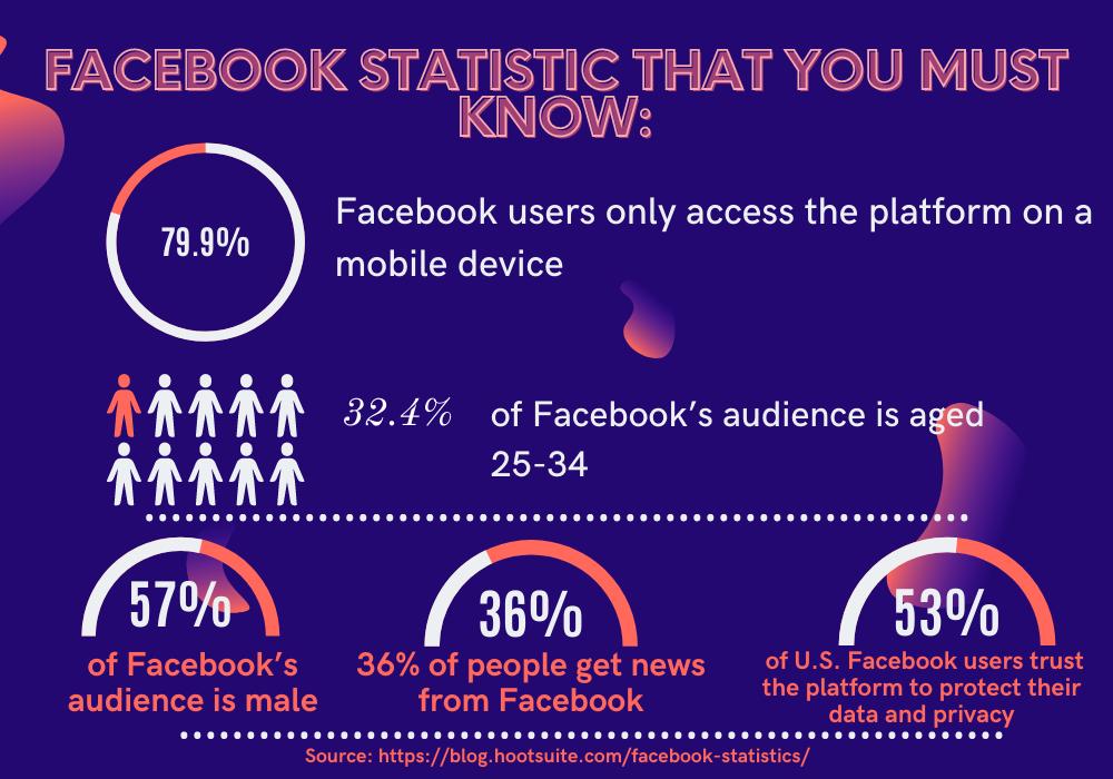 Facebook Usage Stat
