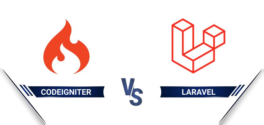 CodeIgniter vs Laravel Comparison